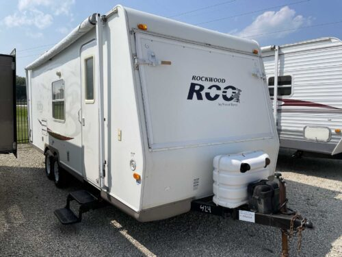 2007 Forest River 23SS Rockwood Roo #092219