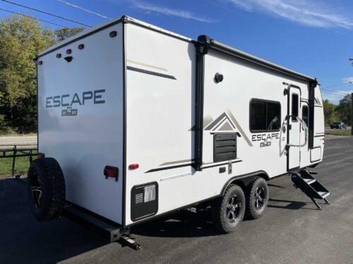 2022 KZ E211RB Escape #090446